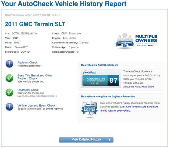 2011 GMC Terrain SLT-1 San Antonio , Texas 11