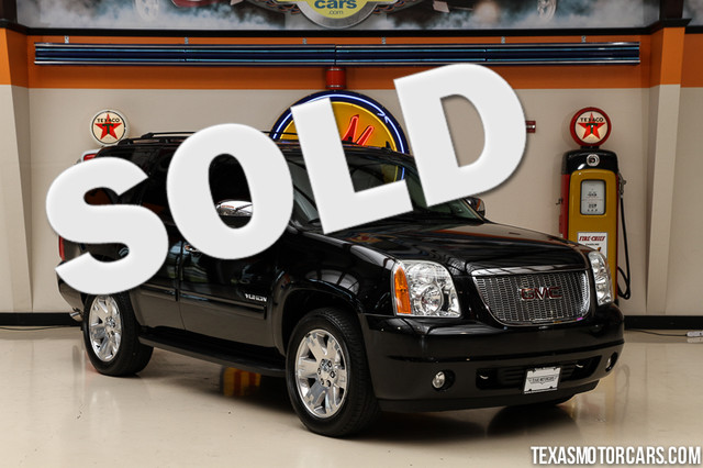 2011 GMC Yukon SLT This 2011 GMC Yukon SLT is in great shape with only 89 690 miles The Yukon ha
