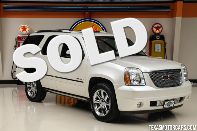 2011 GMC Yukon Denali Financing is available with rates as low as 29 wac Get pre-approved in n