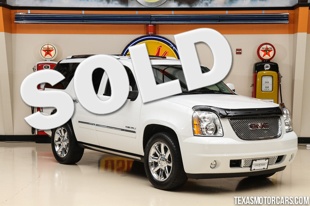 2011 GMC Yukon Denali Financing is available with rates as low as 29 wac Get pre-approved in