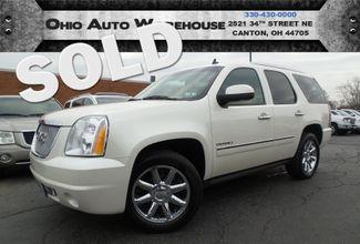 2011 GMC Yukon Denali AWD Navi Tv/DVD Sunroof Cln Carfax We Finance | Canton, Ohio | Ohio Auto Warehouse LLC in  Ohio