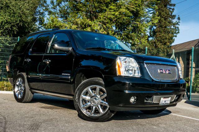 2011 GMC Yukon Denali  4WD - AUTO - NAVI - DVD - TOW PKG Reseda, CA 4