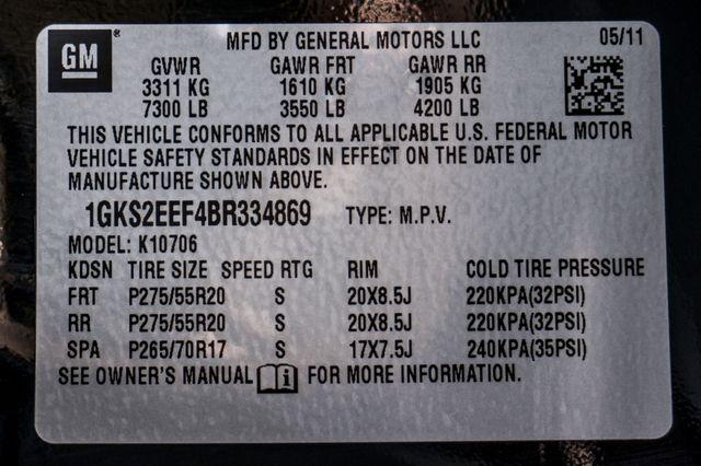 2011 GMC Yukon Denali  4WD - AUTO - NAVI - DVD - TOW PKG Reseda, CA 38