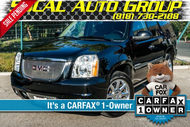 2011 GMC Yukon Denali  4WD - AUTO - NAVI - DVD - TOW PKG Reseda, CA 0