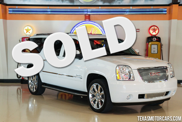 2011 GMC Yukon XL Denali This Clean Carfax 2011 GMC Yukon XL Denali is in great shape with only 58