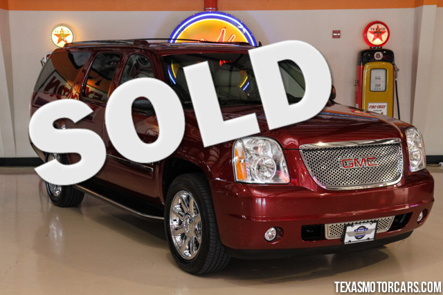2011 GMC Yukon XL Denali Financing is available with rates as low as 29 wac Get pre-approved