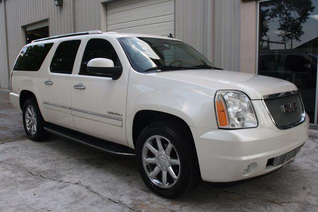 2011 GMC Yukon XL Denali Houston, Texas 2
