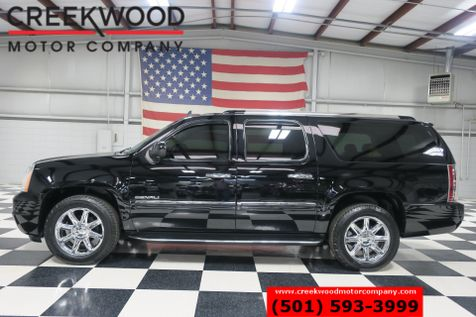 2011 GMC Yukon XL Denali AWD 4x4 Black Nav Roof Tv Dvd Leather Chrome 20s in Searcy, AR