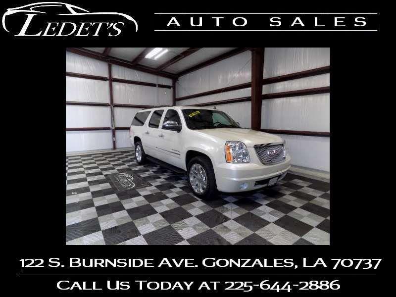 2011 GMC Yukon XL SLT - Ledet's Auto Sales Gonzales_state_zip in Gonzales Louisiana