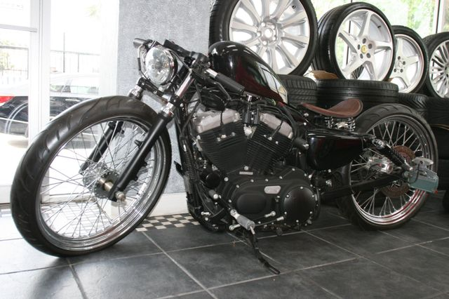 2011 Harley Davidson Custom Bobber Houston, Texas 1