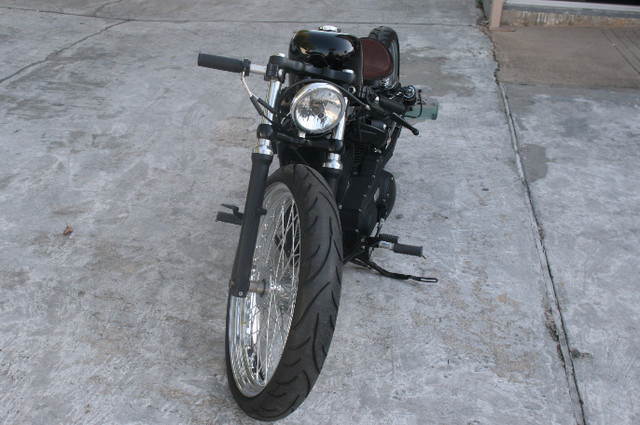 2011 Harley Custom Bobber Houston, Texas 0