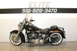 2011 Harley Davidson Deluxe FLSTN Boynton Beach, FL 9