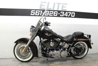 2011 Harley Davidson Deluxe FLSTN Boynton Beach, FL 42