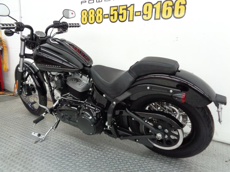 2011 Harley Davidson Blackline   Oklahoma  Action PowerSports  in Tulsa, Oklahoma