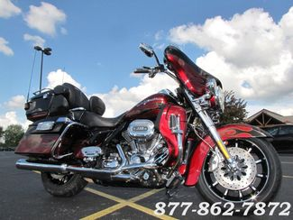 2011 Harley-Davidson CVO ULTRA CLASSIC FLHTCUSE6 SCREAMIN EAGLE ULTRA McHenry, Illinois