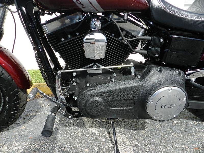 2015 Harley-Davidson DYNA FAT BOB FATBOB 103 FXDF - 103 ONLY 197 MILES  WARRANTY  city Florida  MC Cycles  in Hollywood, Florida