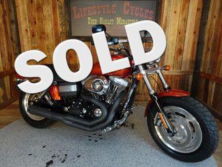 2011 Harley-Davidson Dyna Glide® Fat Bob™ Anaheim, California