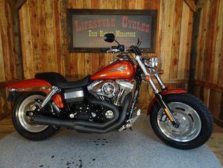 2011 Harley-Davidson Dyna Glide® Fat Bob™ Anaheim, California 20