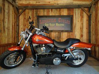 2011 Harley-Davidson Dyna Glide® Fat Bob™ Anaheim, California 8