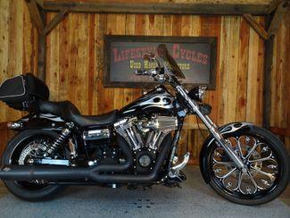 2011 Harley-Davidson Dyna Glide® Wide Glide® Anaheim, California 19