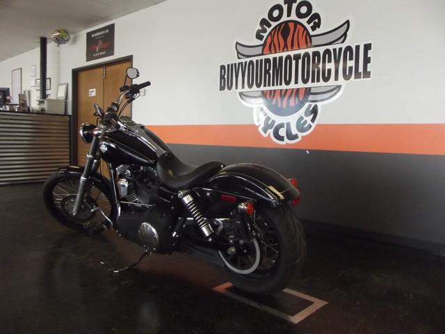 2011 Harley-Davidson Dyna Glide® Wide Glide® Arlington, Texas 5