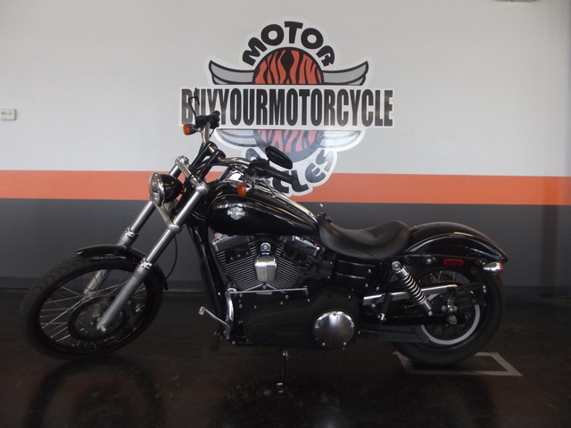 2011 Harley-Davidson Dyna Glide® Wide Glide® Arlington, Texas 0