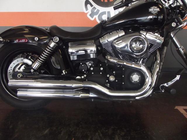 2011 Harley-Davidson Dyna Glide® Wide Glide® Arlington, Texas 9