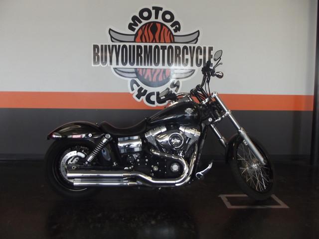 2011 Harley-Davidson Dyna Glide® Wide Glide® Arlington, Texas 1