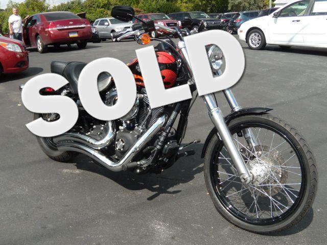 2011 Harley-Davidson Dyna Glide® Wide Glide® Ephrata, PA 0