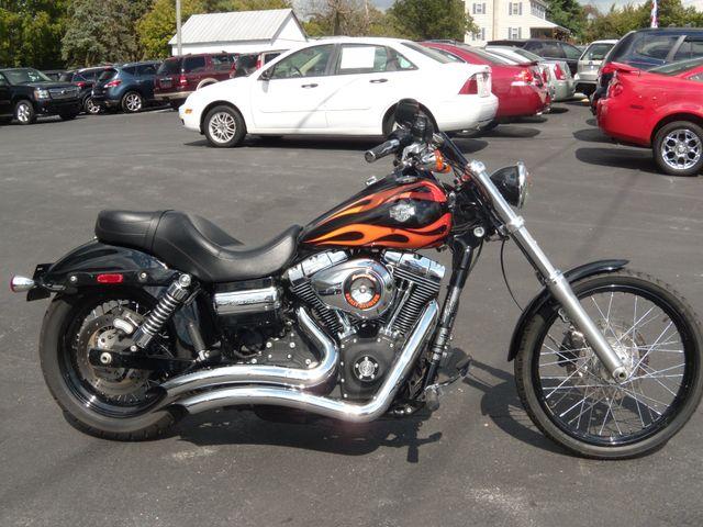 2011 Harley-Davidson Dyna Glide® Wide Glide® Ephrata, PA 1