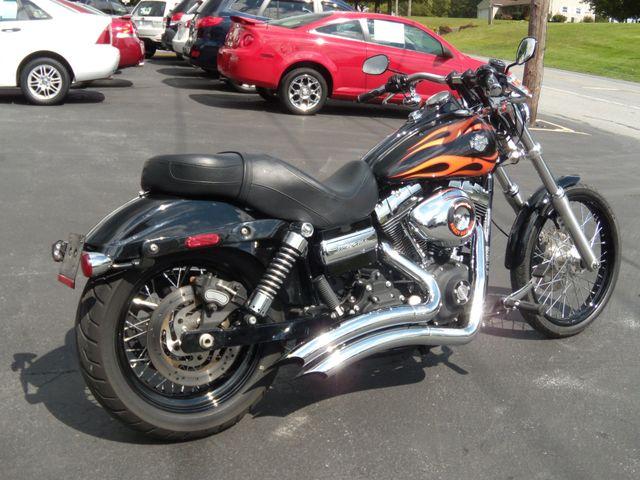 2011 Harley-Davidson Dyna Glide® Wide Glide® Ephrata, PA 2