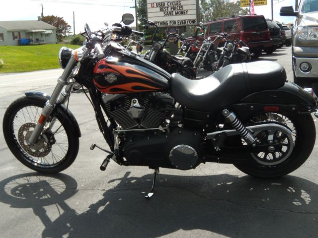 2011 Harley-Davidson Dyna Glide® Wide Glide® Ephrata, PA 8