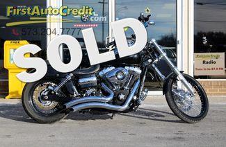 2011 Harley-Davidson Dyna Glide® in Jackson  MO