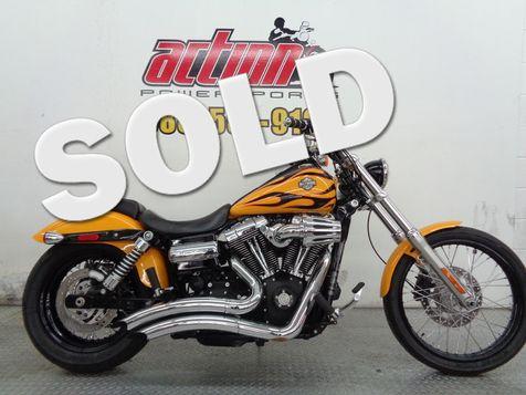 2011 Harley Davidson Dyna Wide Glide  in Tulsa, Oklahoma