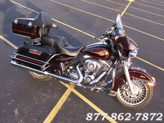 2011 Harley-Davidson ELECTRA GLIDE CLASSIC FLHTC ELECTRAGLIDE CLASSIC McHenry, Illinois 39