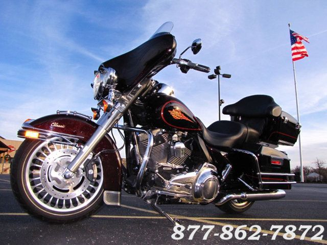 2011 Harley-Davidson ELECTRA GLIDE CLASSIC FLHTC ELECTRAGLIDE CLASSIC McHenry, Illinois 4