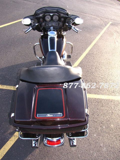 2011 Harley-Davidson ELECTRA GLIDE CLASSIC FLHTC ELECTRAGLIDE CLASSIC McHenry, Illinois 43