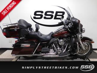 2011 Harley-Davidson Electra Glide® in Eden Prairie Minnesota