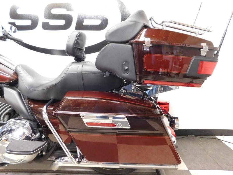 2011 Harley-Davidson Electra Glide® Ultra Classic® in Eden Prairie, Minnesota