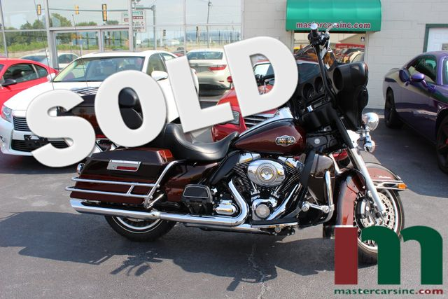 2011 Harley-Davidson Electra Glide® Ultra Classic® | Granite City, Illinois | MasterCars Company Inc. in Granite City Illinois