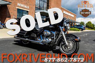 2011 Harley-Davidson ELECTRA GLIDE ULTRA CLASSIC FLHTCU ULTRA CLASSIC FLHTCU McHenry, Illinois