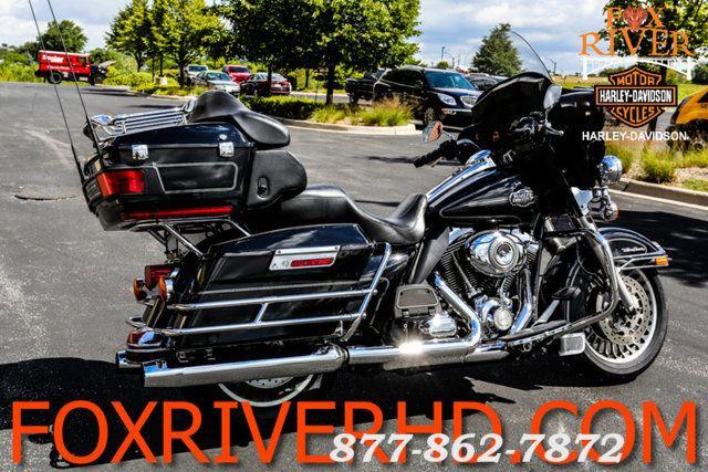 2011 Harley-Davidson ELECTRA GLIDE ULTRA CLASSIC FLHTCU ULTRA CLASSIC FLHTCU McHenry, Illinois 2