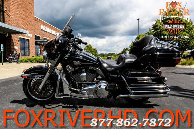 2011 Harley-Davidson ELECTRA GLIDE ULTRA CLASSIC FLHTCU ULTRA CLASSIC FLHTCU McHenry, Illinois 4