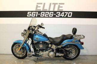 2011 Harley Davidson Fat Boy FLSTF Fatboy Financing* Boynton Beach, FL 9