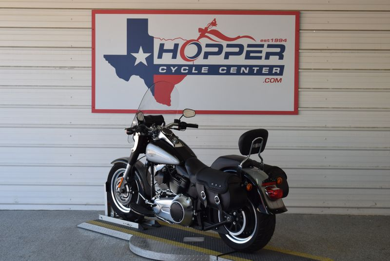 2011 Harley-Davidson Fat Boy Lo   city TX  Hoppers Cycles  in , TX