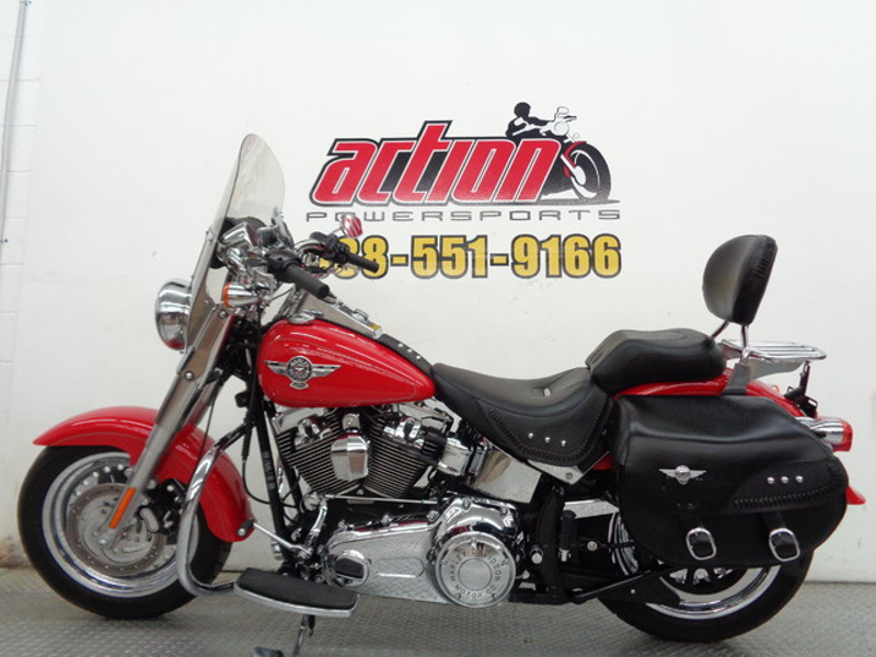2011 Harley Davidson Fat Boy   Oklahoma  Action PowerSports  in Tulsa, Oklahoma
