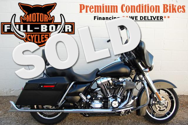 2011 Harley Davidson FLHX-103 STREET GLIDE FLHX-103 STREET GLIDE in Hurst TX