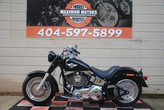 2011 Harley Davidson FLSTN Fatboy Conversion Jackson, Georgia 6