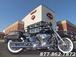 2011 Harley-Davidson FLSTN SOFTAIL DELUXE DELUXE FLSTN McHenry, Illinois
