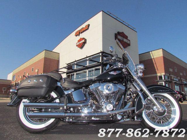 2011 Harley-Davidson FLSTN SOFTAIL DELUXE DELUXE FLSTN McHenry, Illinois 0